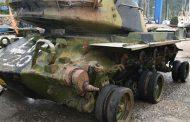 O Tank Turizmde Kullanılacak