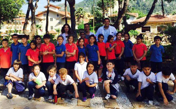PİK Koleji Atatürk Bilim ve Eğitim Parkı'nda