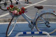 Podyumdan Önce Bisiklet Yolunda Boy Gösterdiler