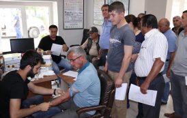 Muğla'da Orman Personeline Genel Sağlık Taraması