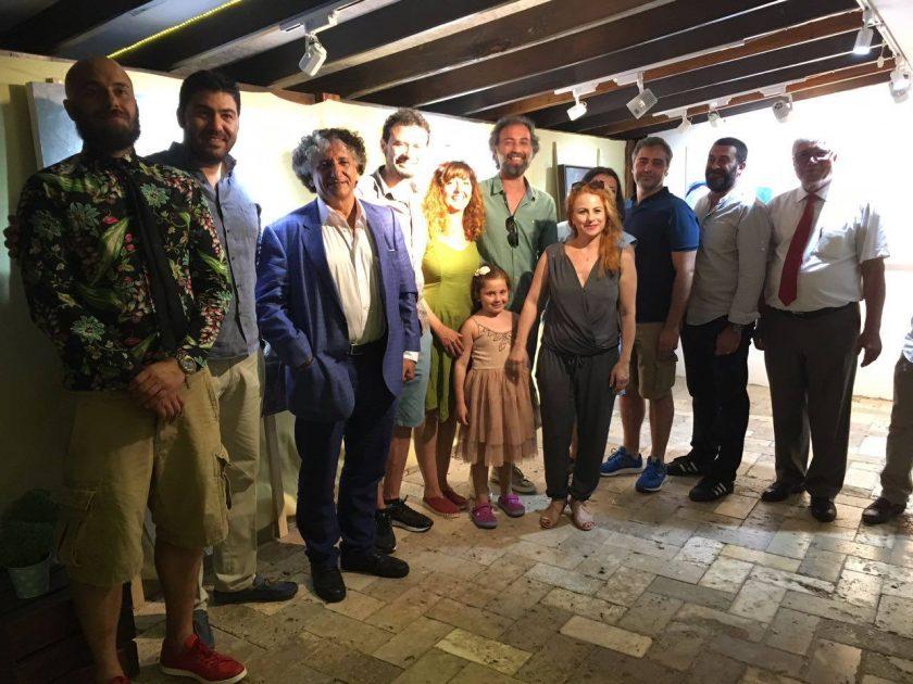 Ünlü Ressamlar Selimiye'de