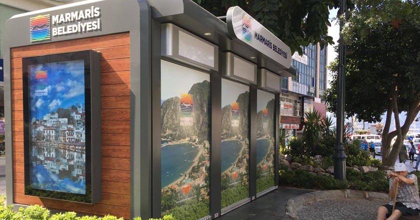 Eşref Girginç'te ATM'lere Yeni Kabin