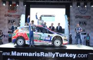 Marmaris Rallisi Start Aldı