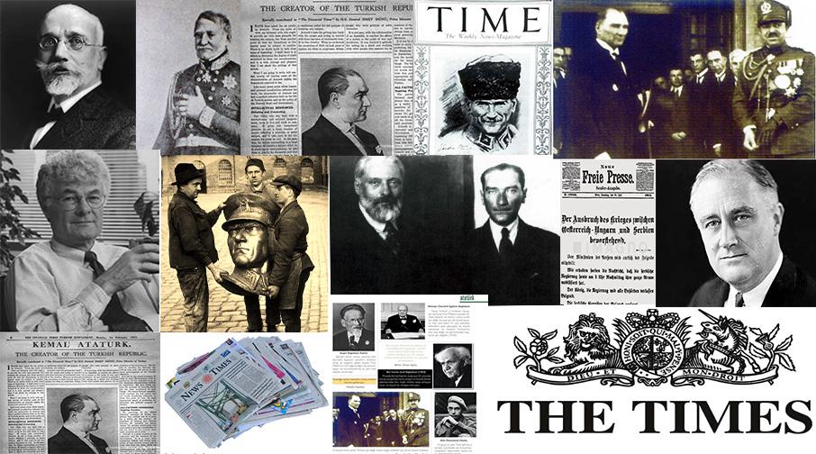 Atatürk Hakkında Dünya Liderlerinin Sözleri