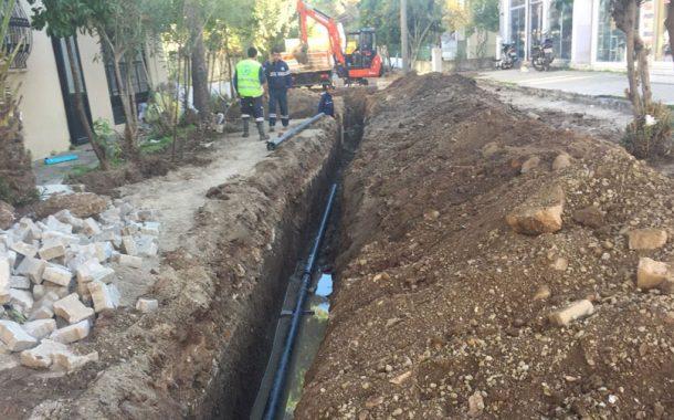 Muğla Büyükşehir Belediyesi, Marmaris'in Hatlarını Yeniliyor