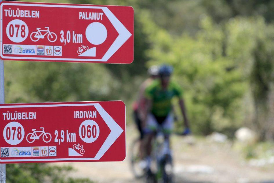 Marmaris Bisiklet Yolu Milyonlara Tanıtılacak